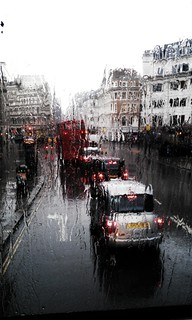 The Number 26: wet london | by auton james