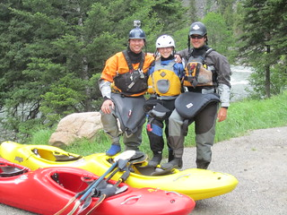 Whitewater in Big Sky Montana | by bigsky.resort