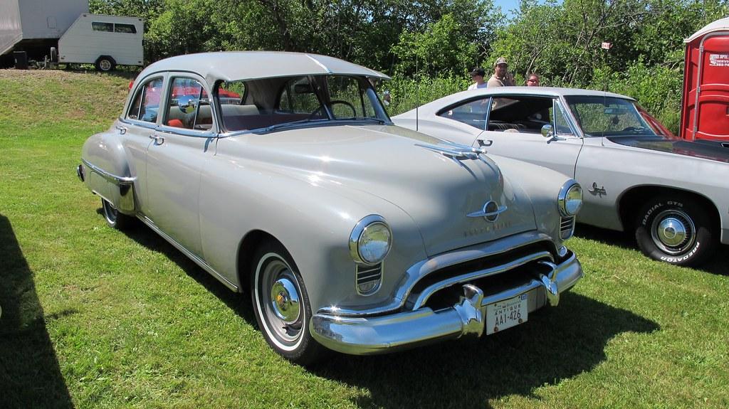 1950 oldsmobile futuramic 4 door sedan this 1950 for 1950 oldsmobile 4 door