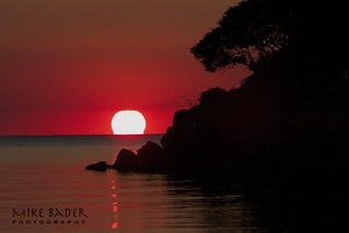 "Catabwa Island Sunset ""EXPLORE #24 2012-24-07 