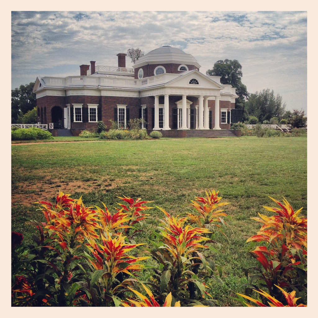 Monticello President Thomas Jefferson Home Charlottesville