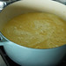 Yellow Summer Garden Soup
