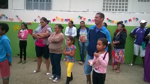 Itiruçu: UBS Rubens Amaral  faz festa junina