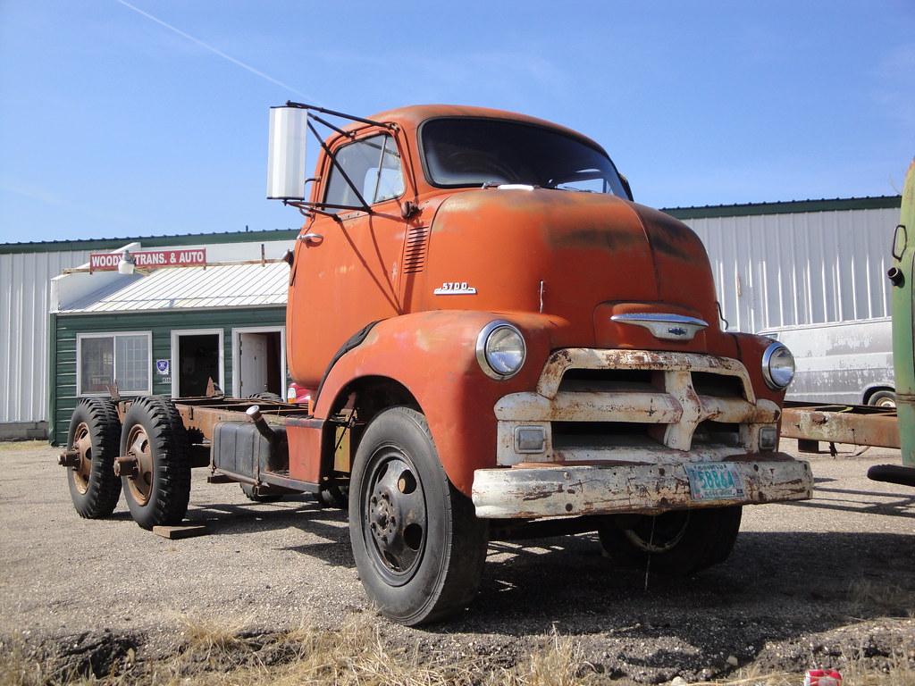 New Chevy Truck >> 53 Chevrolet 5700 Cabover Truck | Greg Gjerdingen | Flickr