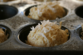 coconut muffins 5 | by crumblycookie