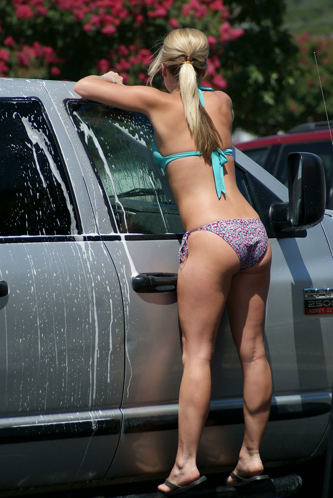 Bikini Car Wash Www Pixshark Com Images Galleries With