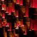 bamboo lanterns