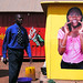 Street scene in Uganda