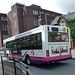 First 40393 - Dennis Dart SLF - Plaxton Pointer 2 - R267SBA