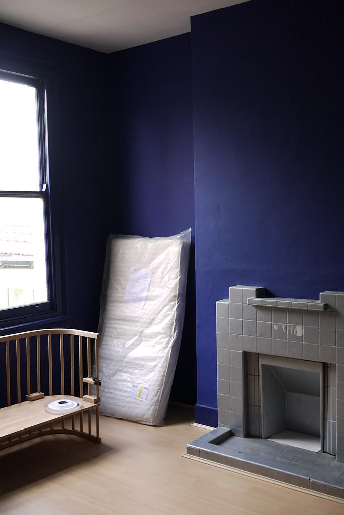 White Teenage Room