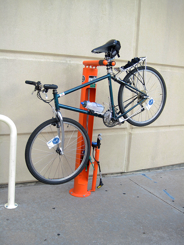 Utd Bike Repair Station Holding Rita If You Like