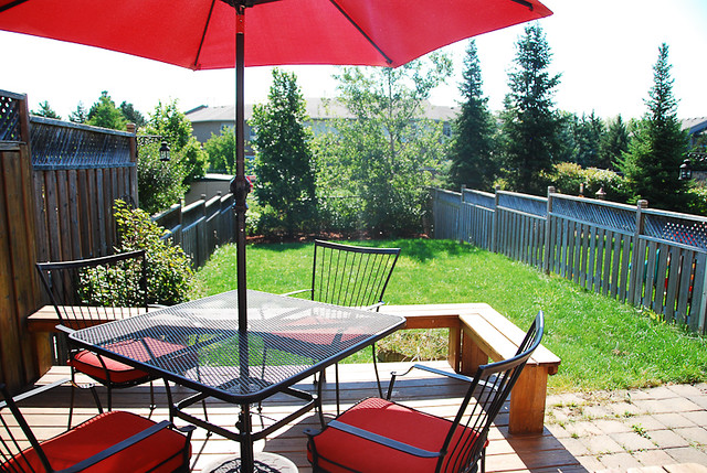 404 Riverstone Backyard New Listing View Property Details Flickr Phot