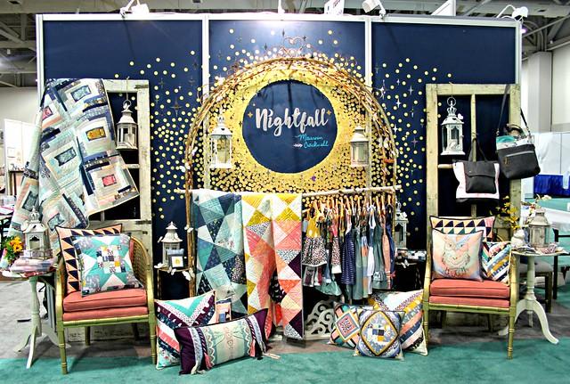 Nightfall -- Spring Quilt Market 2016