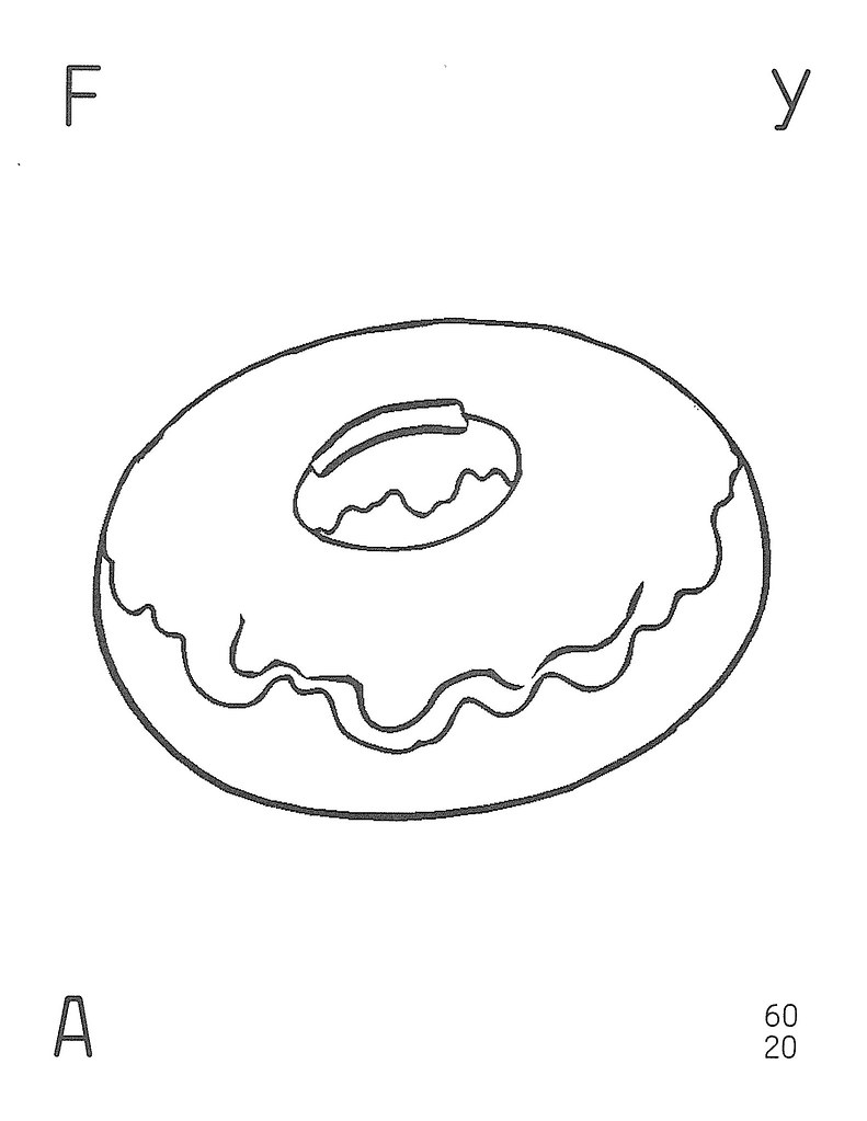 Donut Template Foryourart Flickr