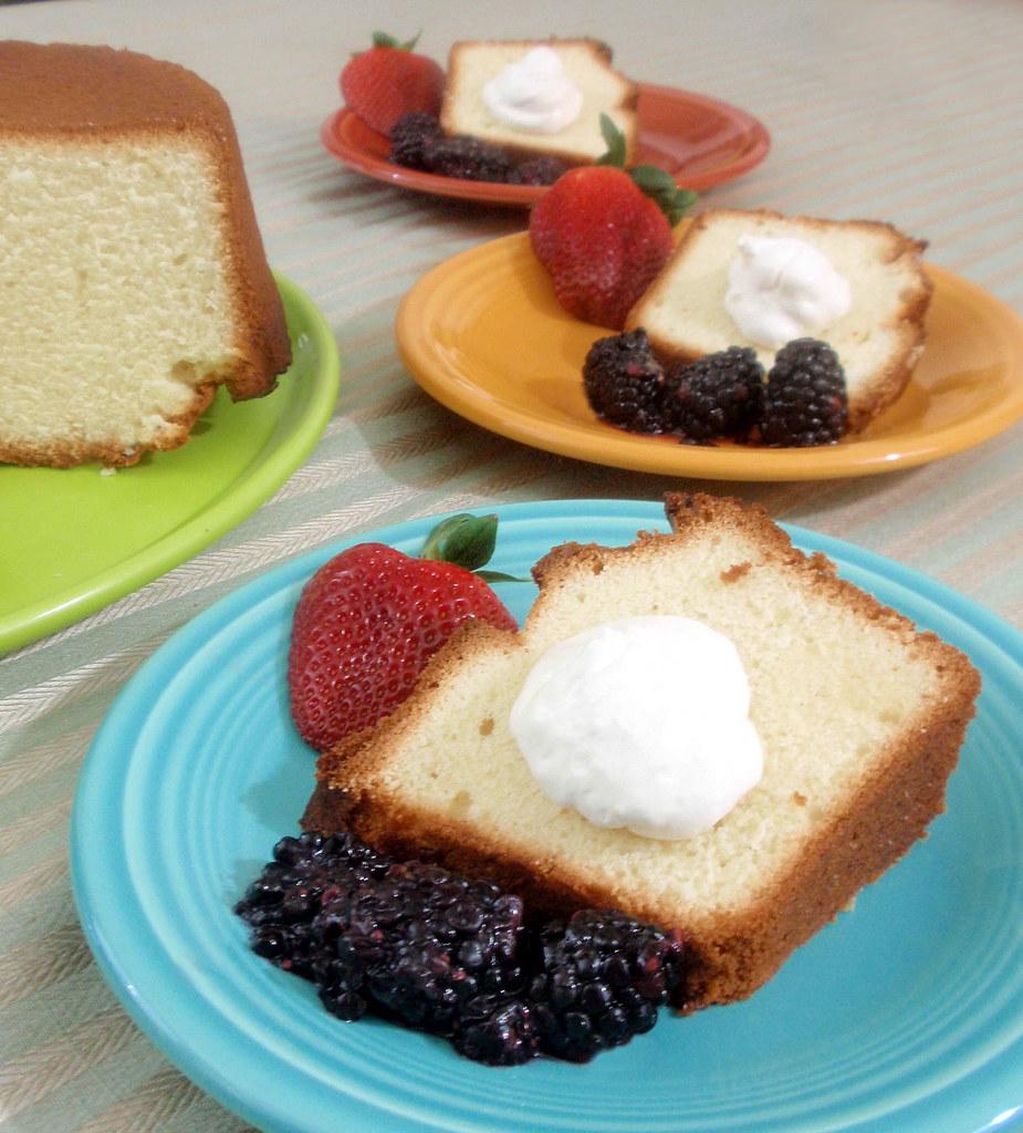 Good Pound Cake Toppings
