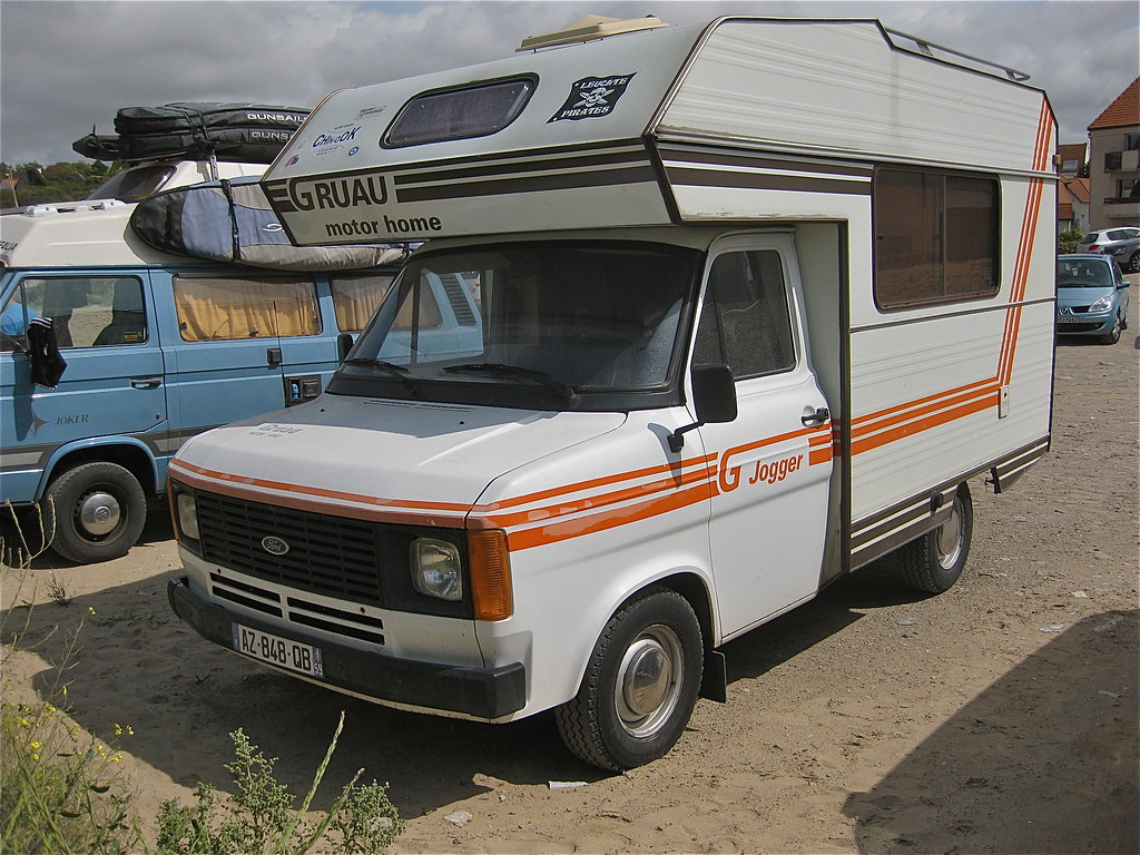 1982 ford transit gruau motorhome g jogger 1993cc petrol. Black Bedroom Furniture Sets. Home Design Ideas