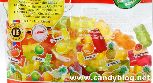 Haribo Germany Bears - They have Apfel bears | by cybele-