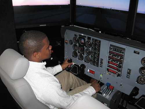 New Flight Simulator | by Auburn University