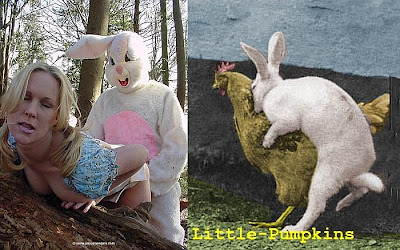 Bad Easter Bunny Pictures Bad Easter Bunny Family | by