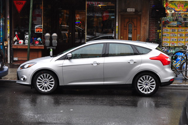 2012 ford focus titanium hatchback flickr photo sharing. Black Bedroom Furniture Sets. Home Design Ideas