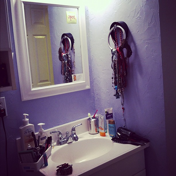 Messy Bathroom: My Messy #bathroom #photoadayjune