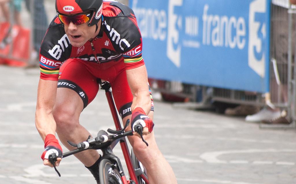 Cadel Evans Tour Of Utah Stage