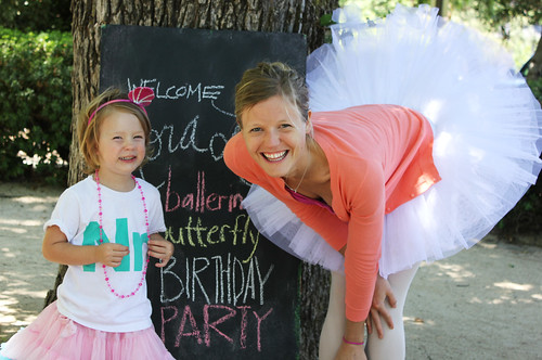 Nora Lea's fourth birthday | by helenjane