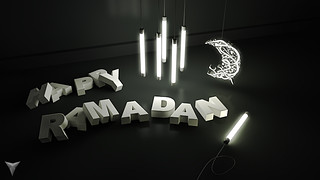 HappyRamadan | by Yazeero2011