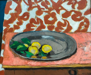 Henri Matisse - Lemons on a Pewter Plate, 1926 at the Art Institute of Chicago IL | by mbell1975