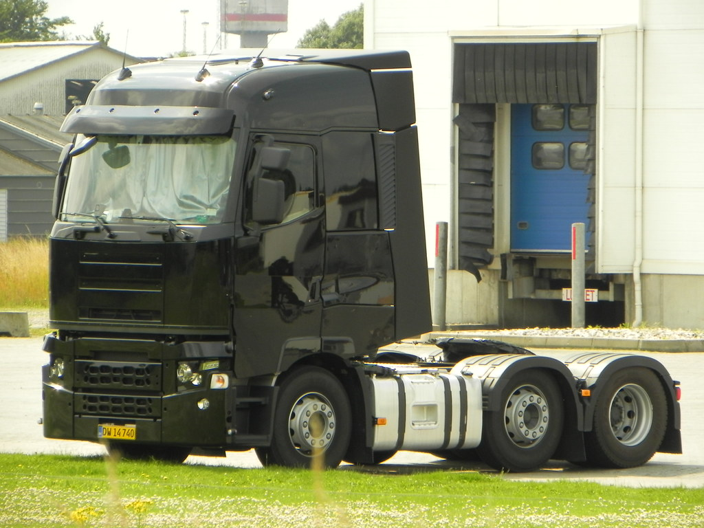 New Scania R prototype? | I could take a picture of this tru… | Flickr