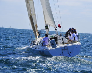 2012 August One Design Weekend | by SDYCSailing