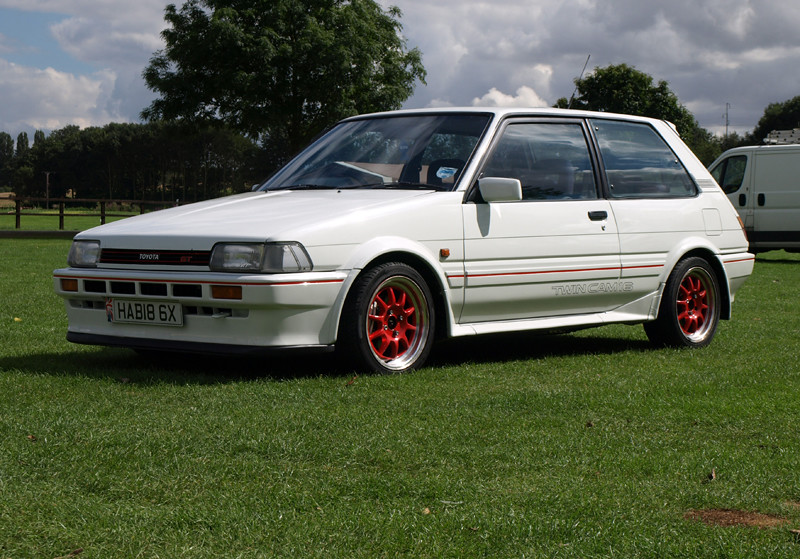1985 Toyota Corolla Gt Ae82 Certainly Not Many Of