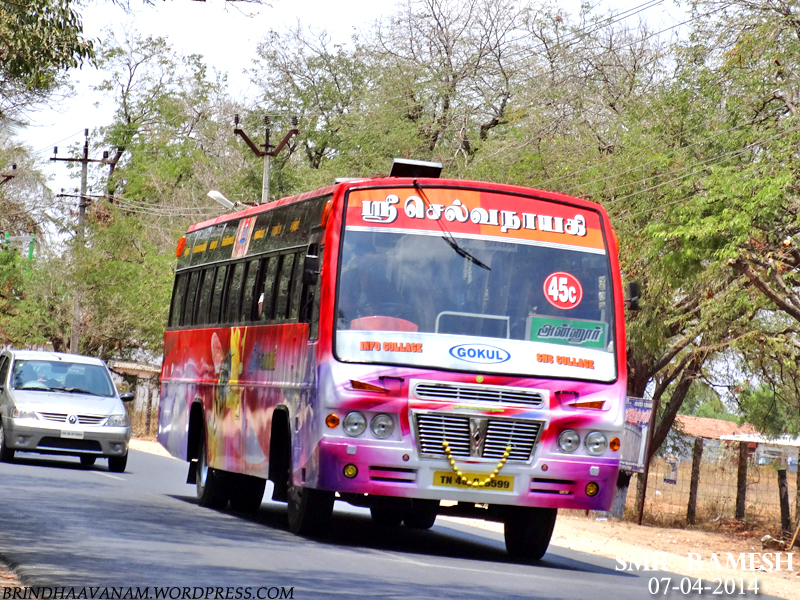 Tamil Nadu Buses - Photos & Discussion - Page 1623