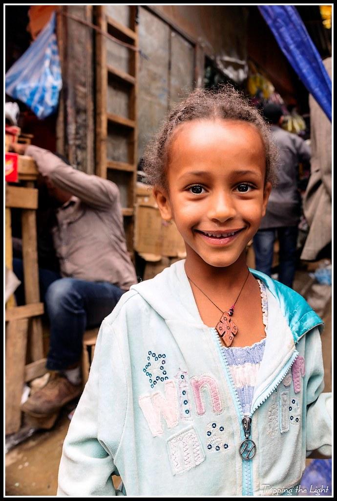 Addis ababa girls