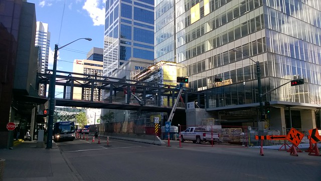 New Pedway Bridge