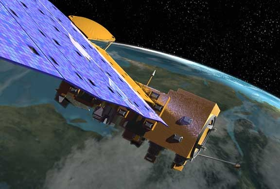 Nasa S Aqua Satellite Celebrates 10th Annivesary Nasa S