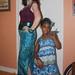 Mermaids posing out...