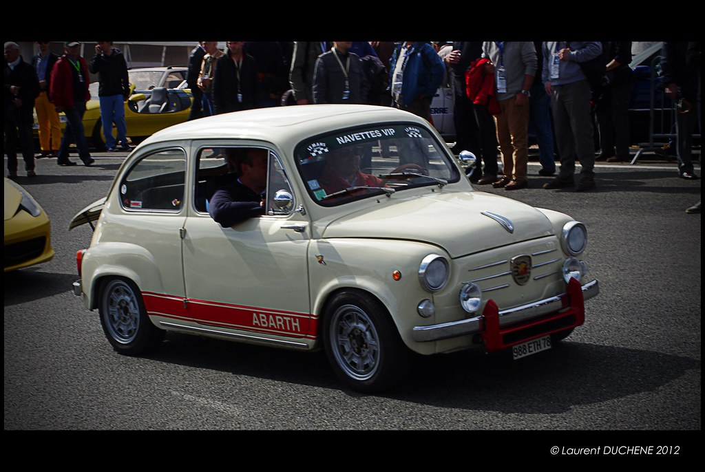 Fiat 650 Abarth Navette Vip Ld Photography Flickr