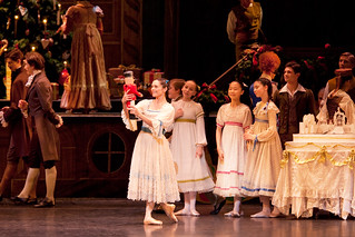 Iohna Loots as Clara in The Nutcracker © ROH / Johan Persson, 2010 | by Royal Opera House Covent Garden