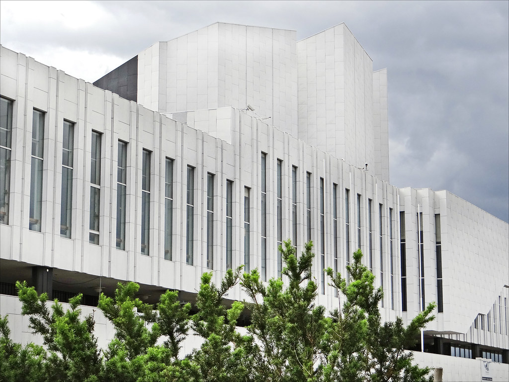 Le palais finlandia helsinki fa ade du palais for Architecte 3d wikipedia