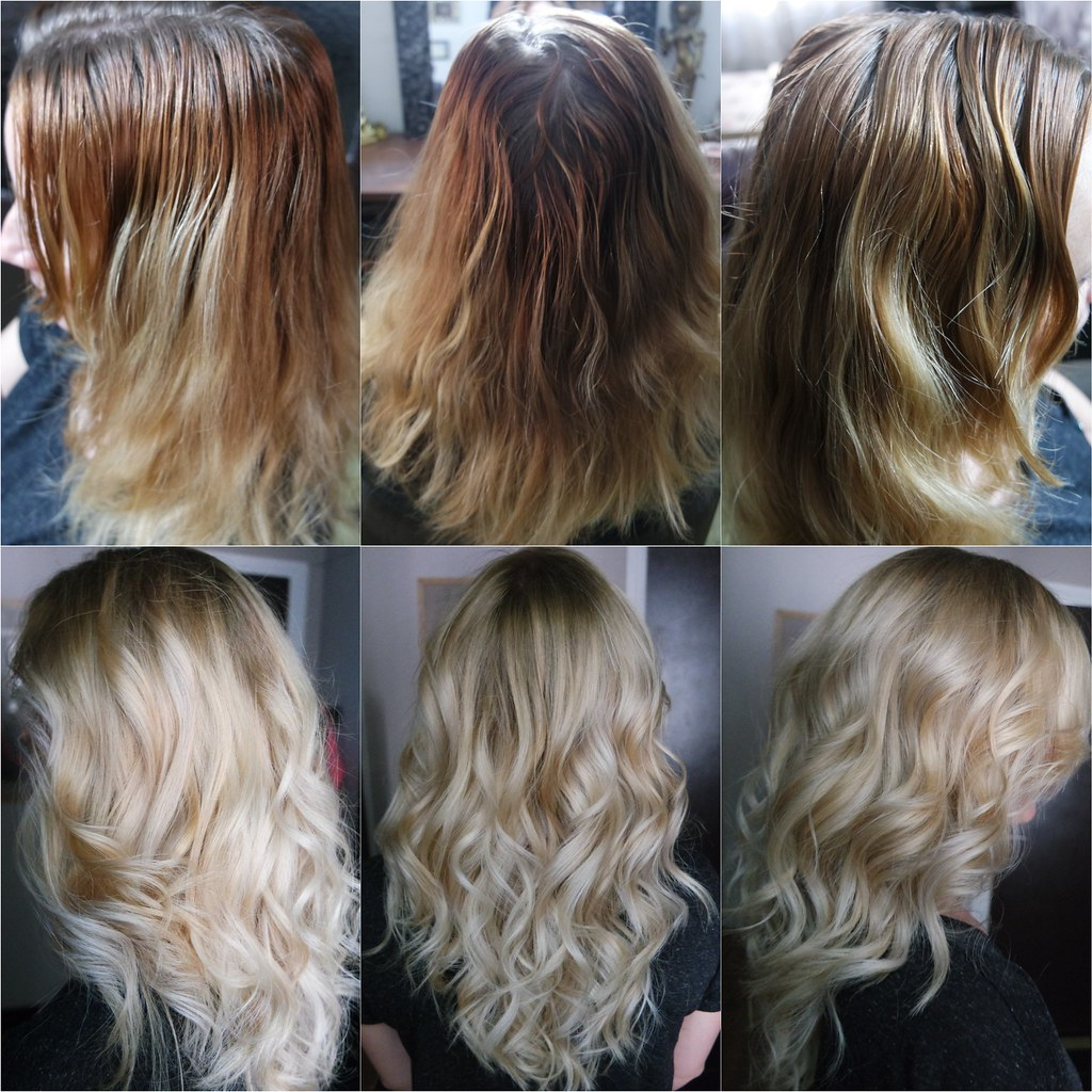 balayage blonde polaire olaplex lumishine joico bym flickr. Black Bedroom Furniture Sets. Home Design Ideas