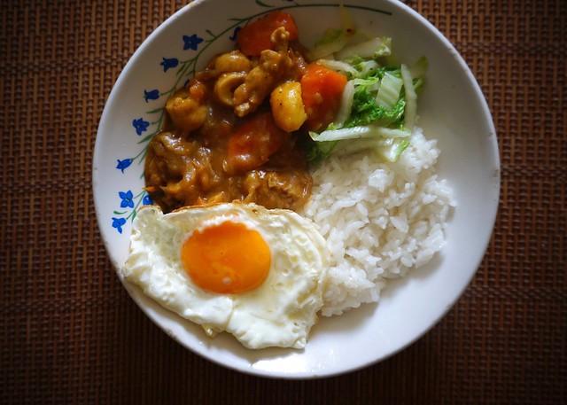 Umimachi Diary's Chikuwa Curry