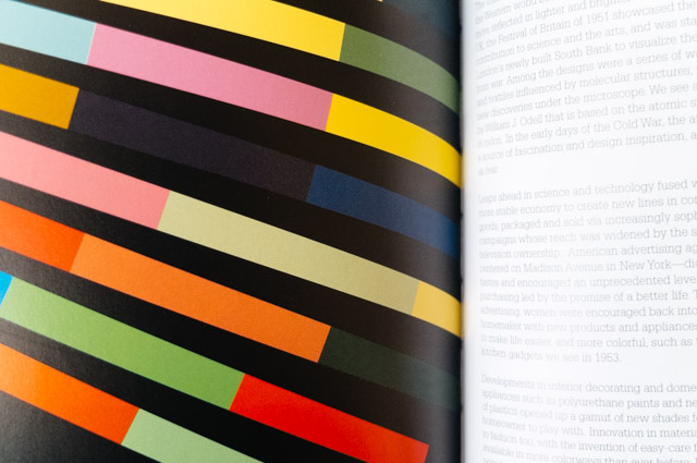 100 years of colour, a book review