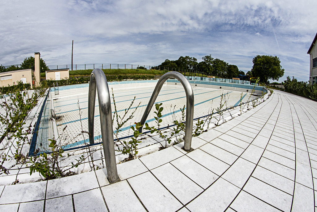 Piscine De La Jonction Nevers Skope Pictures Flickr