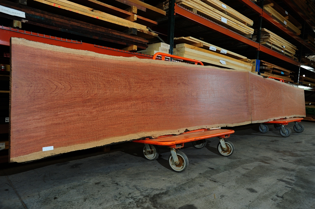 Book Matched Bubinga Exotic Slab Lumber Here Is A Nice