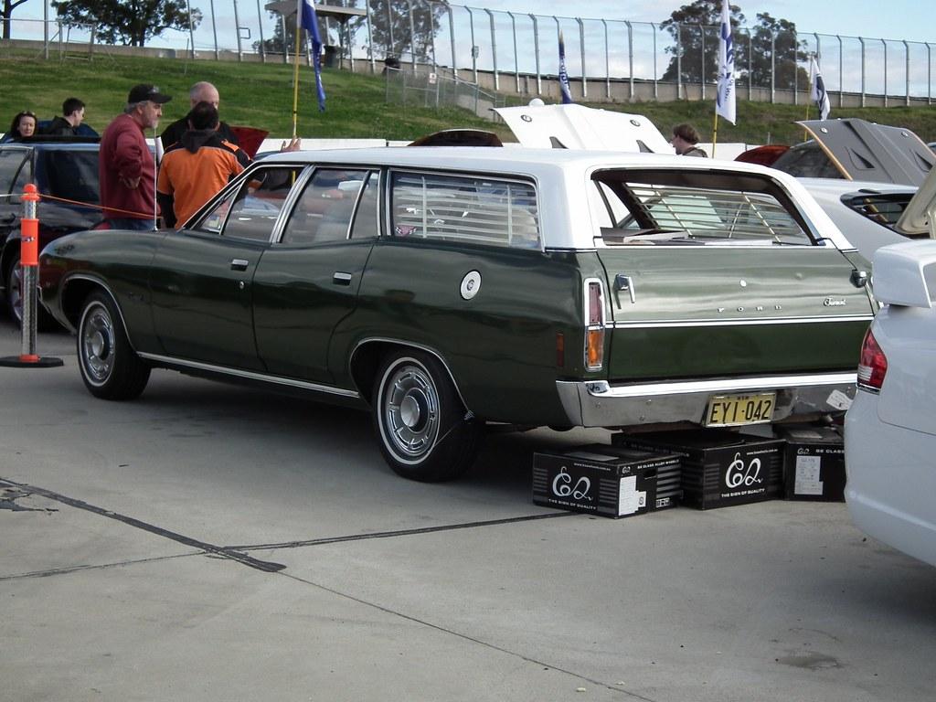 New Ford Torino >> 1972 Ford XA Fairmont station wagon | 1972 Ford XA Fairmont … | Flickr