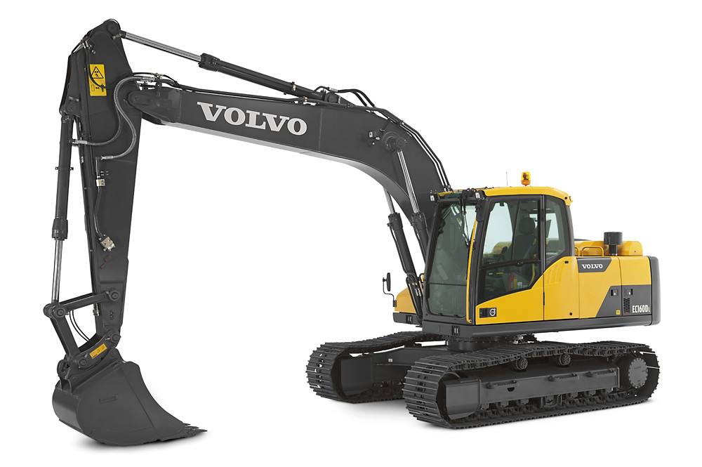 Volvo Ec160d L Ec160dl Workshop Service Repair
