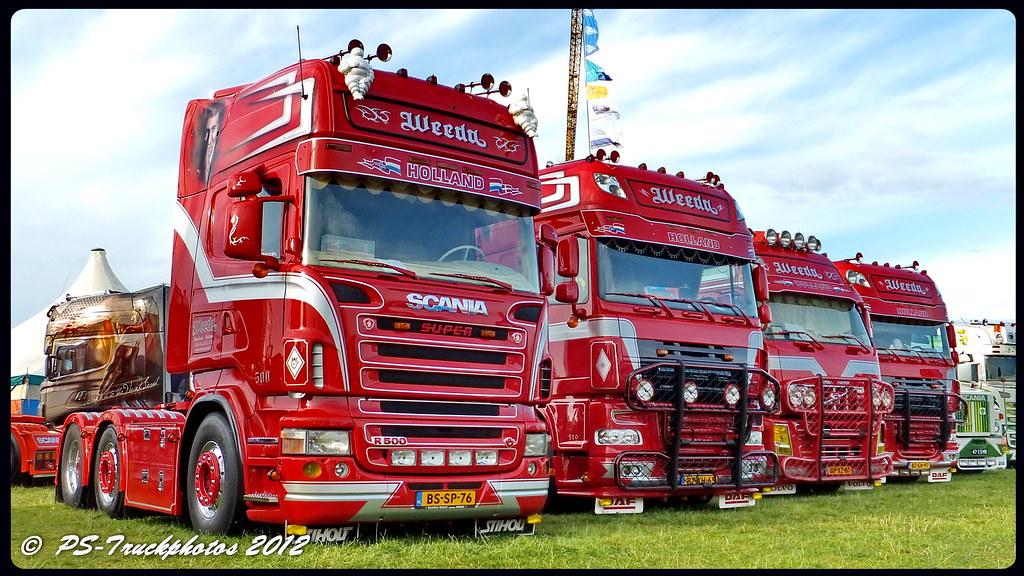 Scania Daf Volvo Weeda Nl Ps Truckphotos Flickr