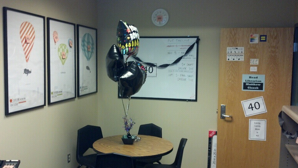 40th Birthday Office Decorating Ideas 40th Birthday Office Decor