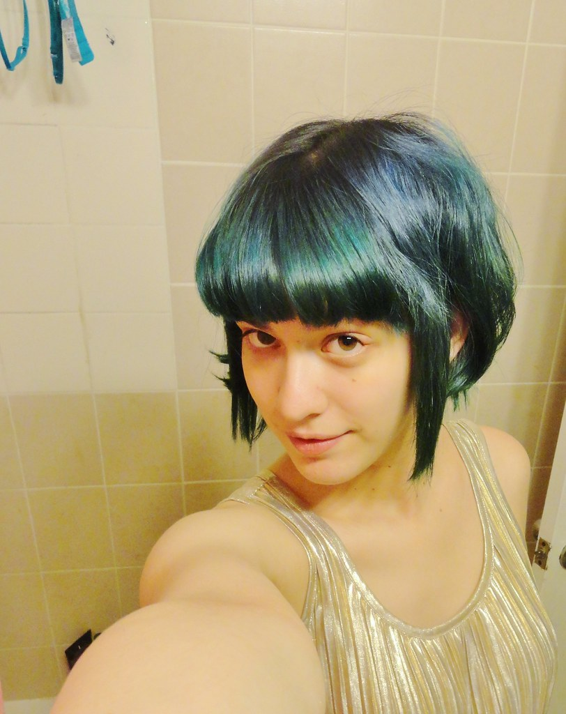 "How to describe the ""Ramona Flowers"" haircut.? 
